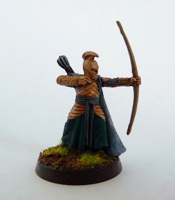 Last Alliance Elf for Lord of the Rings Strategy Battle Game