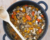 Chicken & Wild Rice Soup (Turkey & Wild Rice Soup)