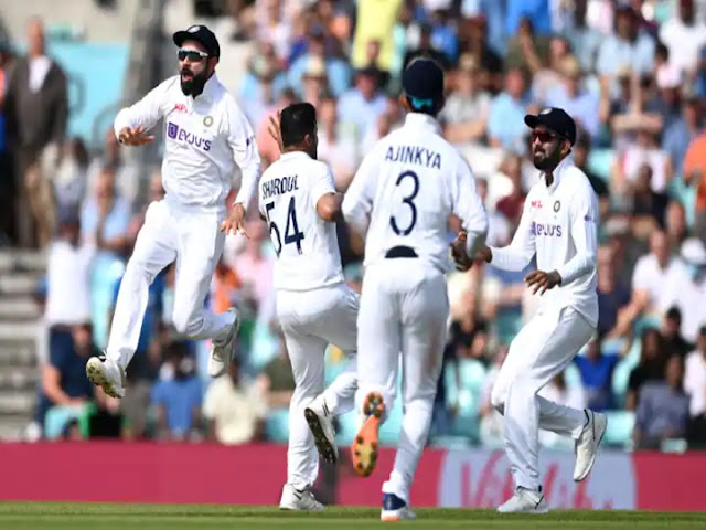 IND vs ENG 4th Test: रोमांचक मोड़ पर पहुंचा चौथा टेस्ट, टीम इंडिया को जीत के लिये 8 विकेट की दरकार