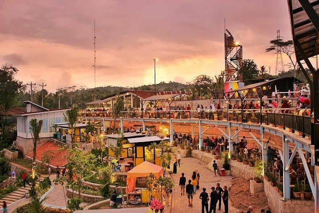 HeHa Sky Jogja Tourism That You Must Visit