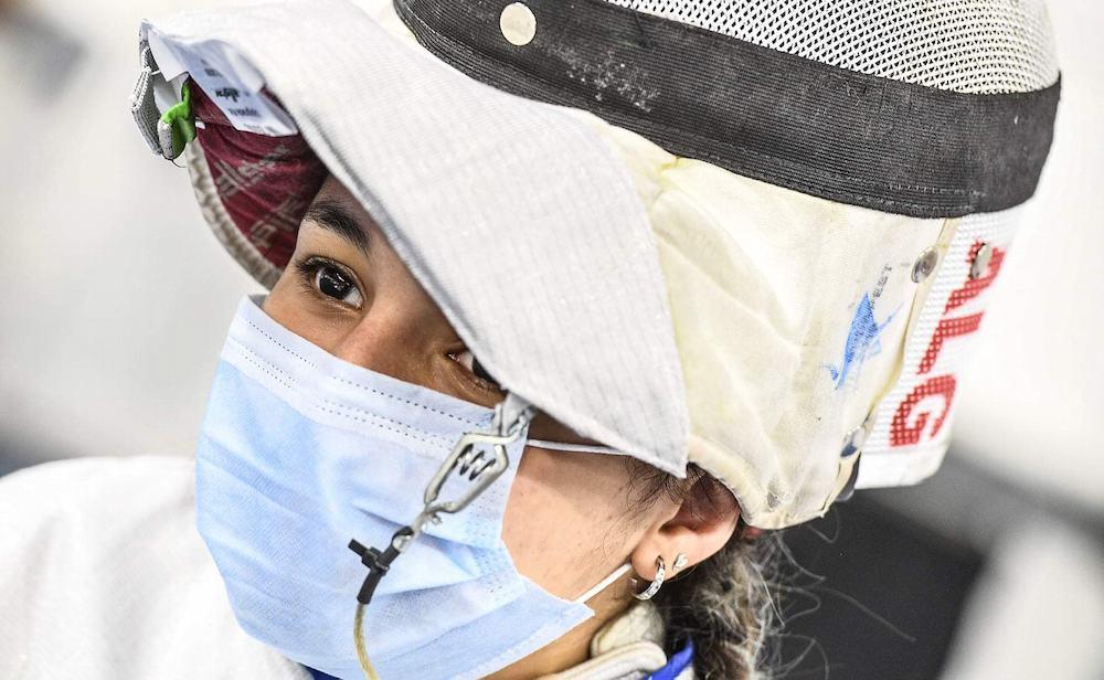 بطولة العالم للمبارزة أواسط: زبوج صونيا في المركز 52
