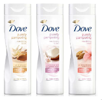Bianca S Beauty Blog Dove Purely Pampering Nourishing Lotion