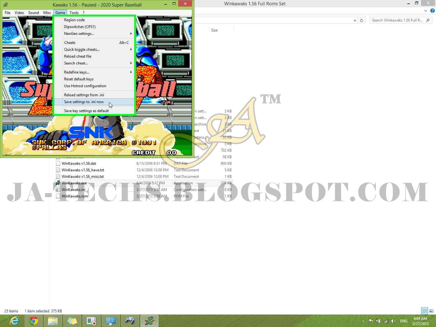 Winkawaks emulators 1 48 for