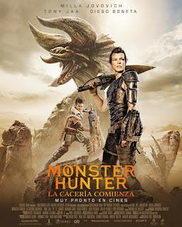 Monster Hunter en Español Latino