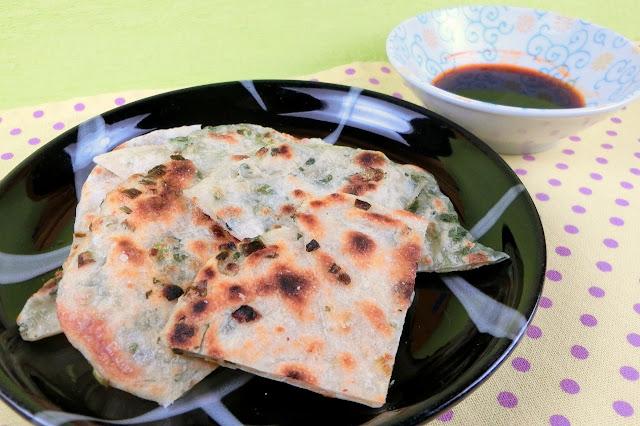 葱油餅(ツォンユーピン)