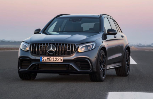 2018 Mercedes-AMG GLC63 Review