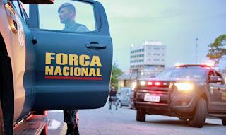 Força Nacional vai apoiar a Polícia Federal em ações nas fronteiras