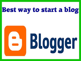 What is the best way to start a blog and earn money? Explain the right way?