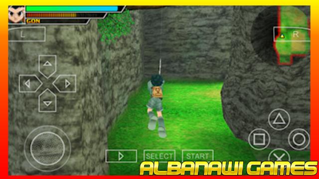 تحميل لعبة Hunter x Hunter Wonder Adventure لاجهزة psp ومحاكي ppssppمن الميديا فاير