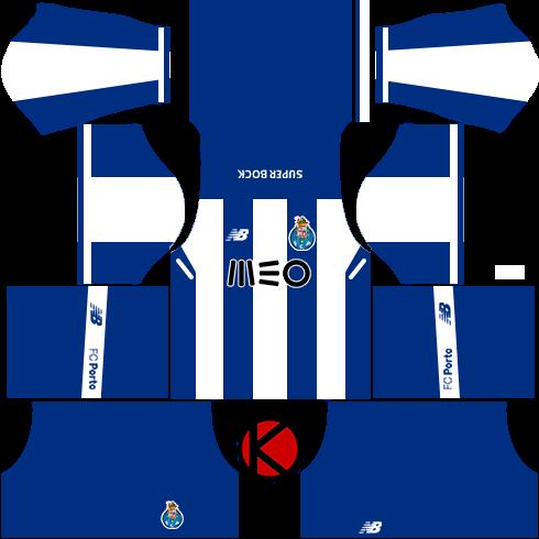 fc porto kits 201718 dream league soccer kuchalana