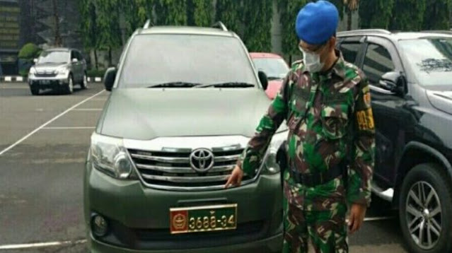 4 Fakta Ahon Beli Nasi Padang Pakai Mobil TNI, Ternyata Ini Masalahnya