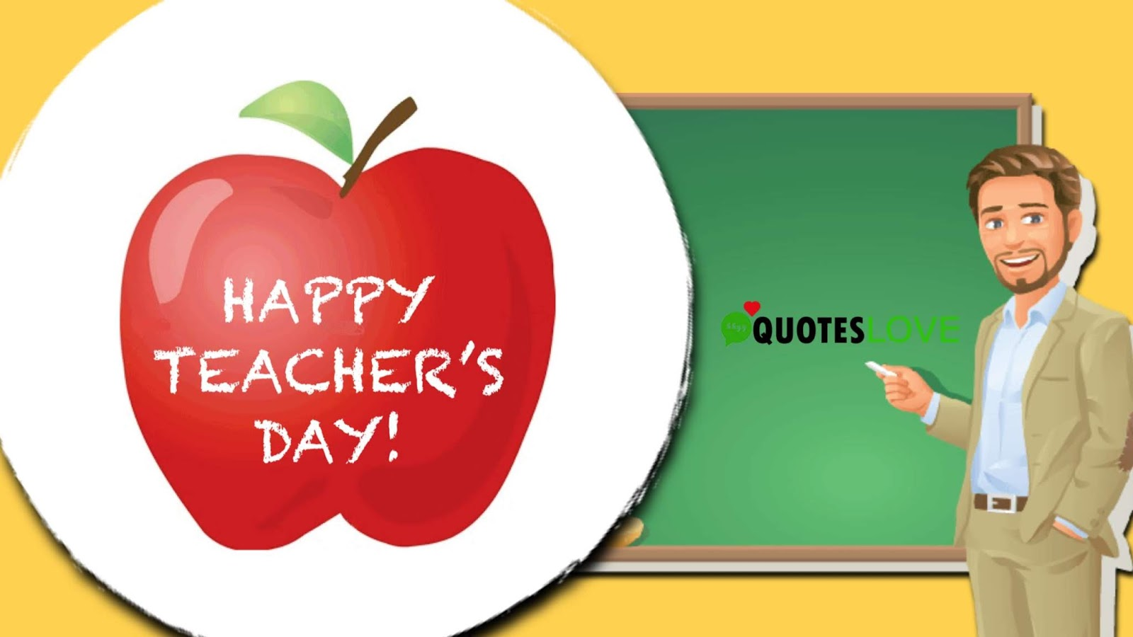 (New) Happy Teachers Day Quotes, Status, Wishes, Images and Messages for Year 2019