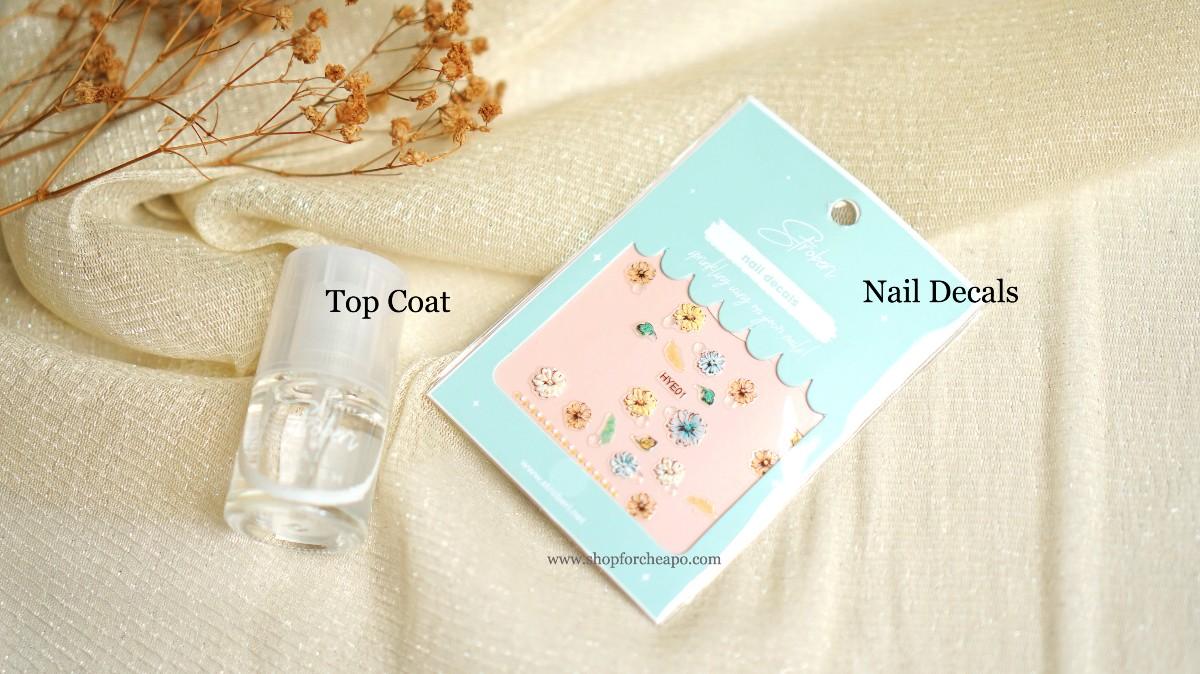 Tips Nail Art Murah Untuk Pemula Nail Polish Kuteks Stroberi Just Miss