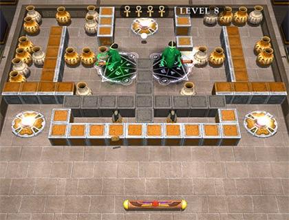 تحميل لعبة التصويب كرة الممياء المصرية Mummy Ball للكمبيوتر