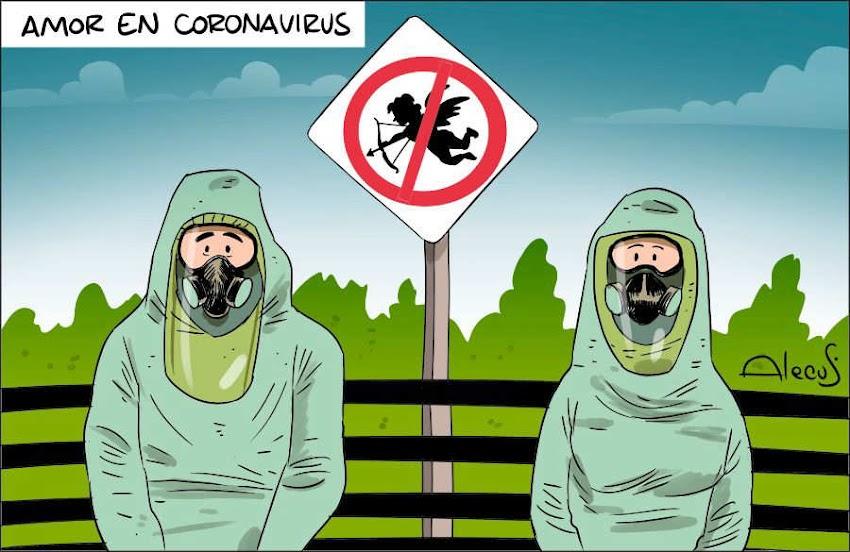 El amor en el tiempo de coronavirus