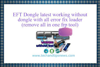 EFT Dongle latest setup working without dongle with all error fix loader (remove all in one frp tool)