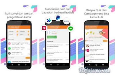 3 Aplikasi Penghasil Uang Rupiah Buatan Indonesia Yukinternet