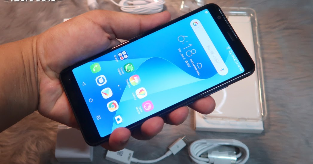 Asus ZenFone Max Plus Initial Review Unboxing Q1 2018 Big Battery Android Phone King