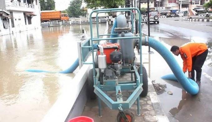 Cara Perbaiki Pompa Air yang Terendam Banjir