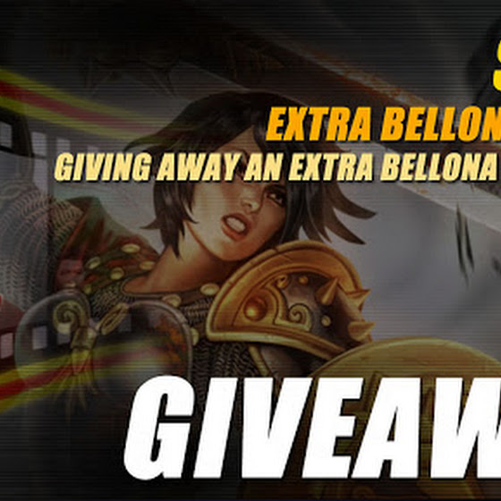 SMITE ★ Extra Bellona Bundle Key Giveaway