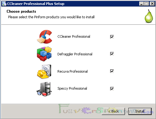 CCleaner Professional Plus Full Version