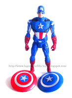 Captain America Winter Soldier 6in KO Single A k2