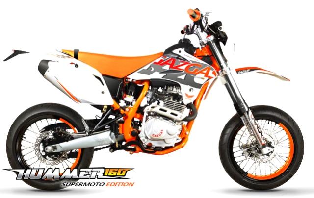 Gazgas SuperMoto 150