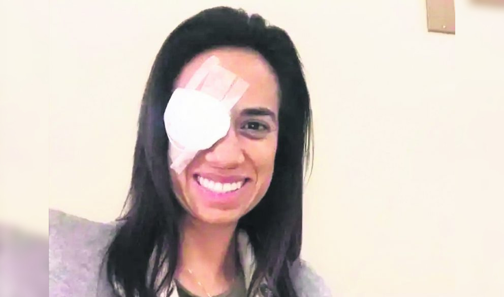 "Paulina Núñez: ""Me da pena que ocupen esta fotografía para una fake news"""