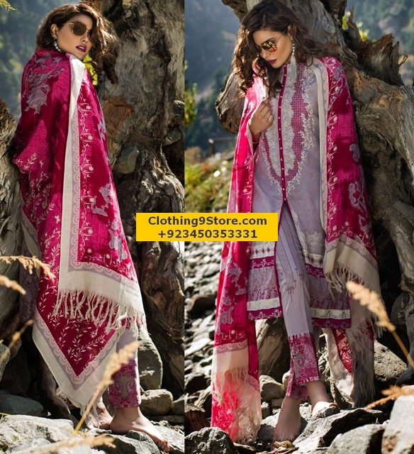 Lakhany Winter Collection 2017 Dresses