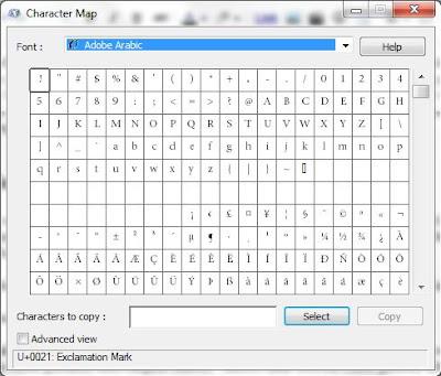 Cara Buat dan Kumpulan Simbol Text Unik Lengkap (Special Characters)