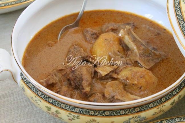 Gulai Kambing Kelantan