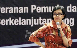 DPR Nilai Menkeu Sri Mulyani Mulai Ngawur dan Kehilangan Arah