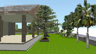 Desain taman surabaya jasataman.co.id 5
