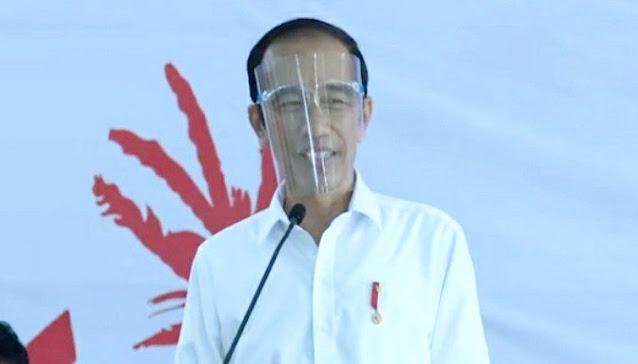 Diduga Barter Ratusan Hektar Tanah di Kalimantan, Tagar #JokowiPenjualNegara Trending Di Twitter