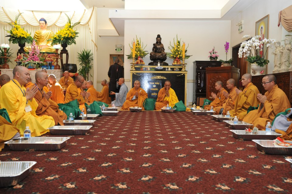 Buddhist New Year – Traditions and Customs