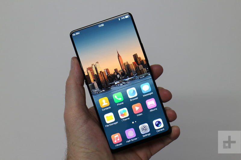 The Vivo Apex Full Phone Spe6, Features, Review, Unboxing and Price.