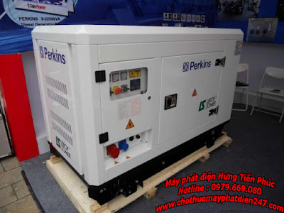 Máy phát điện Perkins 20kva 404D-22G