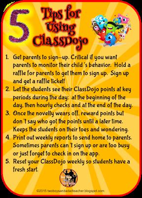 5 tips for using ClassDojo in the classroom