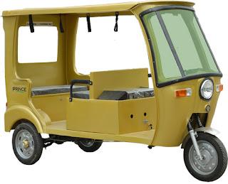 Prince E Rickshaw Price