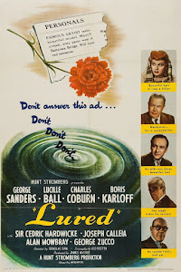 Lured Poster