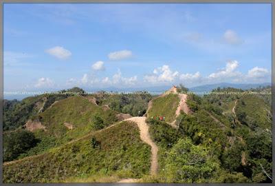 Bukit Trig Apin-Apin Keningau, Sabah