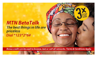 mtn betatal allows share and sell