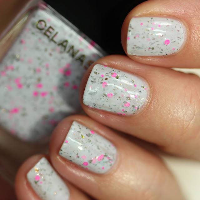 Celanaste Serenity swatch nail polish