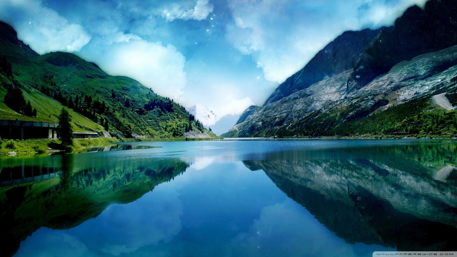 World Most Beautiful Lake Wallpapers | Most beautiful places in the world | Download Free Wallpapers