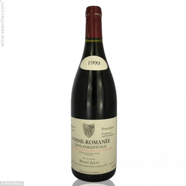 Henri Jayer Cros Parantoux, Vosne-Romanee Premier Cru adalah wine atau anggur paling mahal di dunia