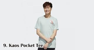 Kaos Pocket Tee merupakan salah satu kaos kekinian yang bisa kamu jadikan pilihan untuk souvenir