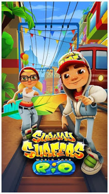Fresh escape from the grumpy Inspector and his dog Subway Surfers: Rio Apk v1.59.1 Mod Coins Apk