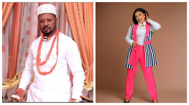 Tonto Dikeh ex-lover Prince Kpokpogri arrested by DSS