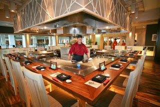 All About Benkay Japanese Restaurant in Bali