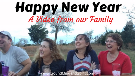 Happy New Year from Of Sound Mind and Spirit